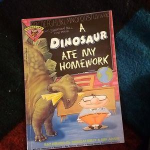A Dinosaur Ate My Homework Book